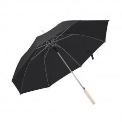 Paraguas Korlet Blanco/Negro