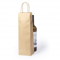 Bolsa papel botella