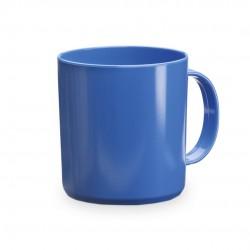 Taza Witar Azul plastico