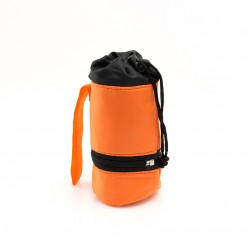 Nevera Bote Extensible Naranja