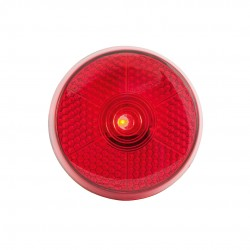Luz Reflectante Flash Rojo