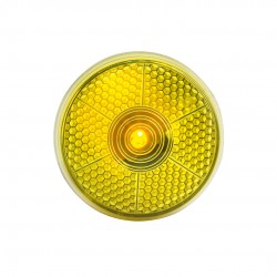 Luz Reflectante Flash Amarillo