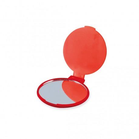 Espejo Thiny Rojo