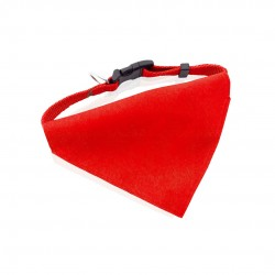 Collar Bandana Roco Rojo