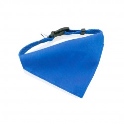 Collar Bandana Roco Azul
