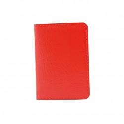 Tarjetero Twelve Rojo