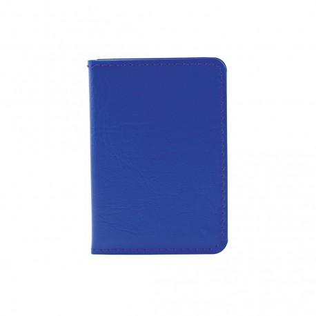 Tarjetero Twelve Azul