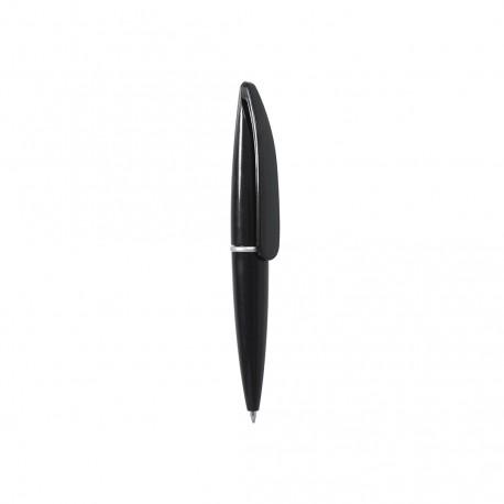 Minibolígrafo Hall Negro