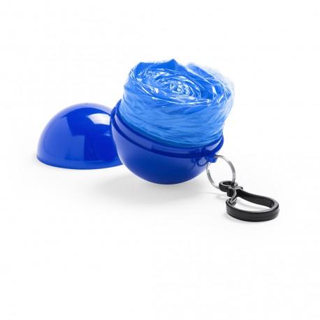 Llavero Poncho Rany Azul