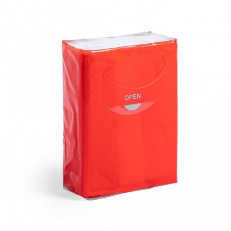 Pañuelos Custom Rojo