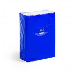 Pañuelos Custom Azul
