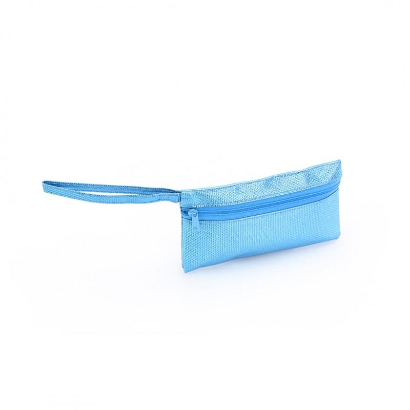 Monedero Brilla Azul