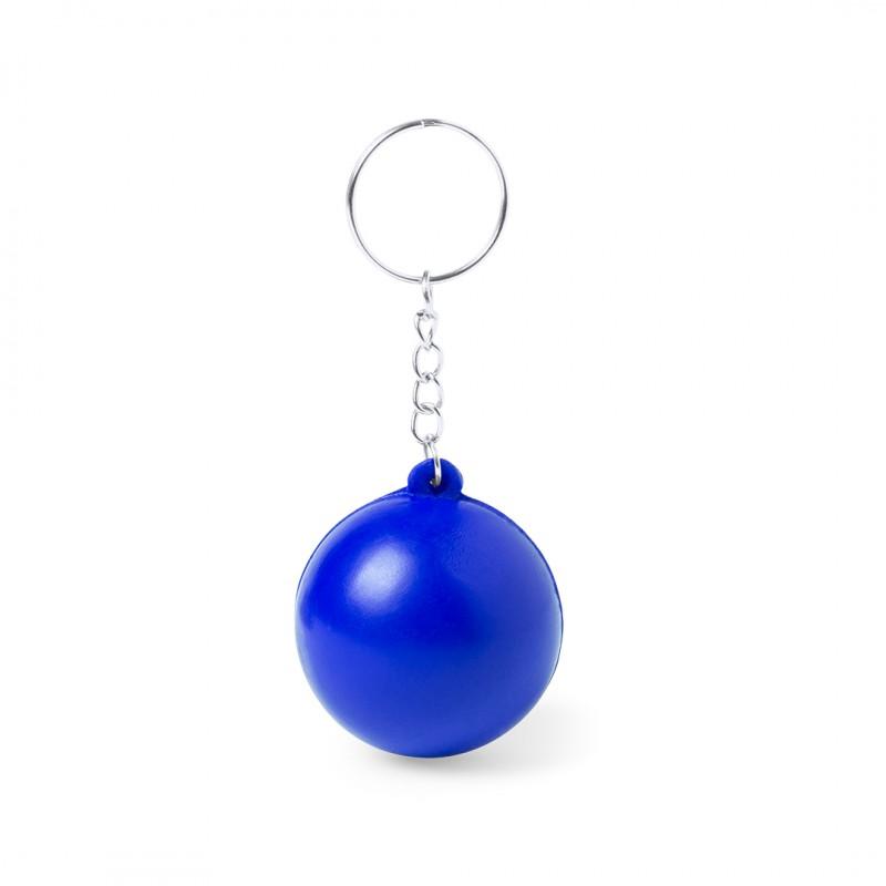 Llavero Antiestrés Lireo Azul