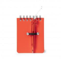 Minilibreta Duxo Rojo