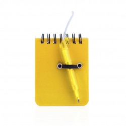Minilibreta Duxo Amarillo