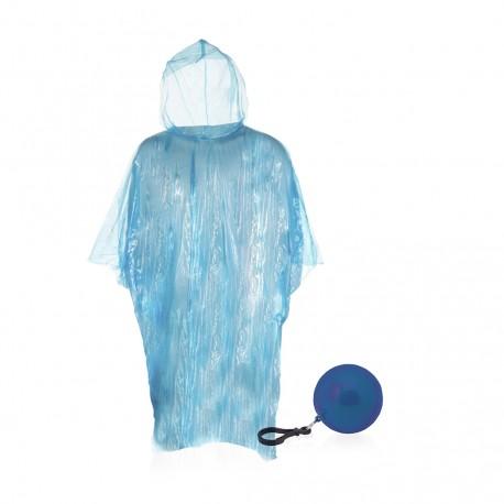 Llavero Poncho Storm Azul