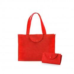 Bolsa Plegable Austen Rojo