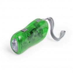 Linterna Triled Verde