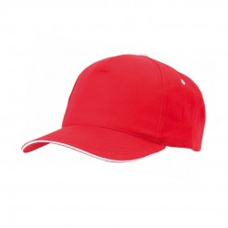 Gorra Five Rojo