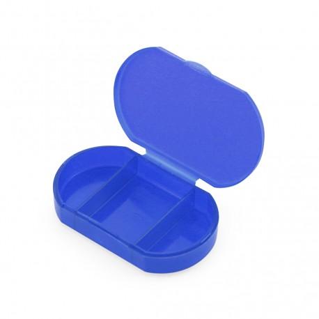 Pastillero Trizone Azul