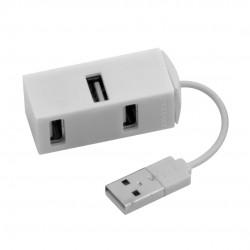 Puerto USB Geby Blanco