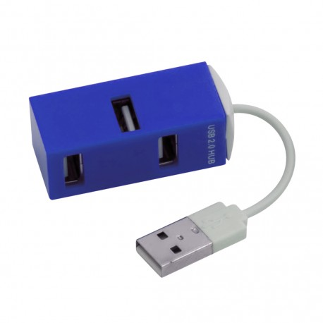 Puerto USB Geby Azul