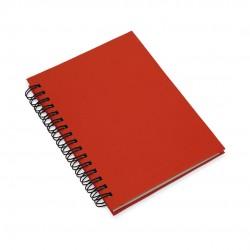 Libreta Emerot Rojo