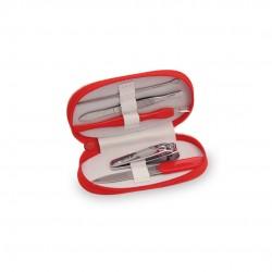 Set Manicura Beluchi Rojo