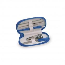 Set Manicura Beluchi Azul