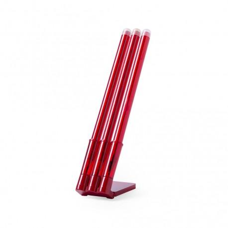 Set Zibo Rojo