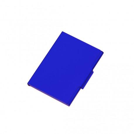 Estuche Tarjetas Digit Azul