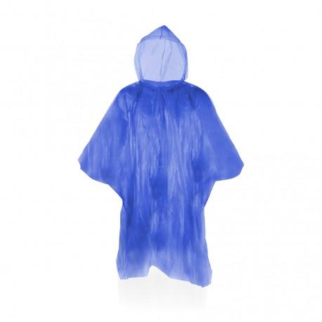 Poncho Remo Azul