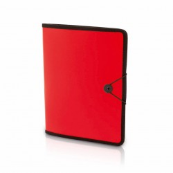 Carpeta Columbya Rojo