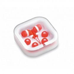 Auriculares Cort Rojo