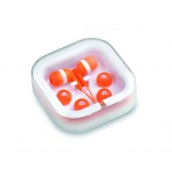 Auriculares Cort Naranja
