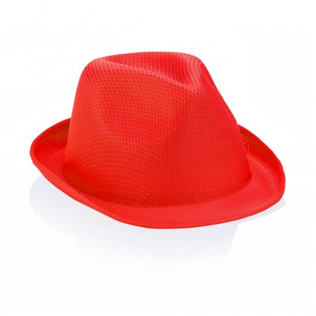 Sombrero Braz Rojo