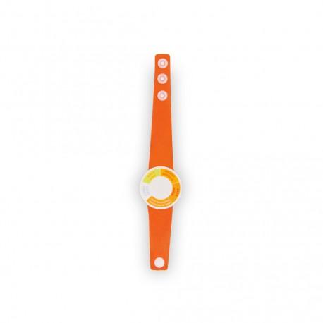Medidor Rayos UV Rado Naranja