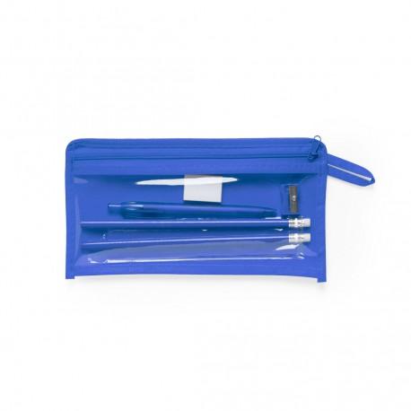 Set Estuche Baiku Azul