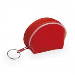 Llavero Monedero Dyna Rojo