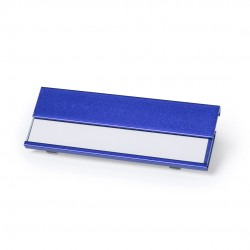 Identificador Bindel Azul