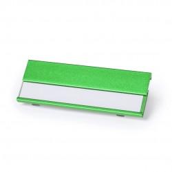Identificador Bindel Verde Claro
