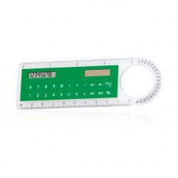Regla Calculadora Mensor Verde