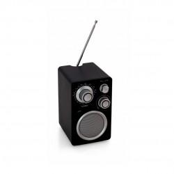 Altavoz Radio Tuny Negro