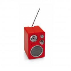 Altavoz Radio Tuny Rojo