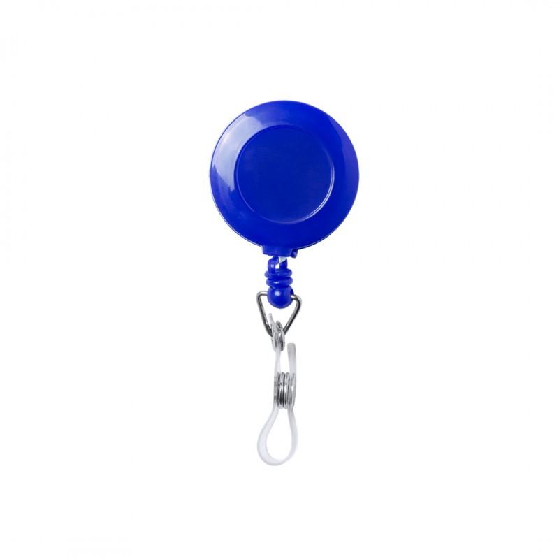Portacreditaciones Melak Azul