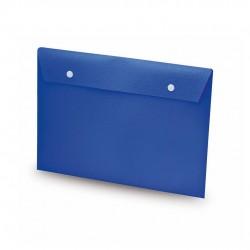 Portadocumentos Alice Azul