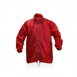 Impermeable Garu Rojo