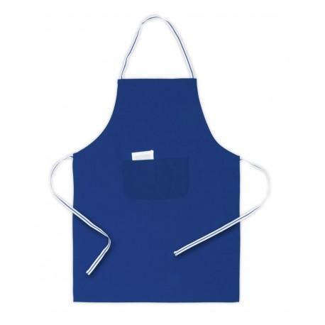 Delantal Bacatus Azul