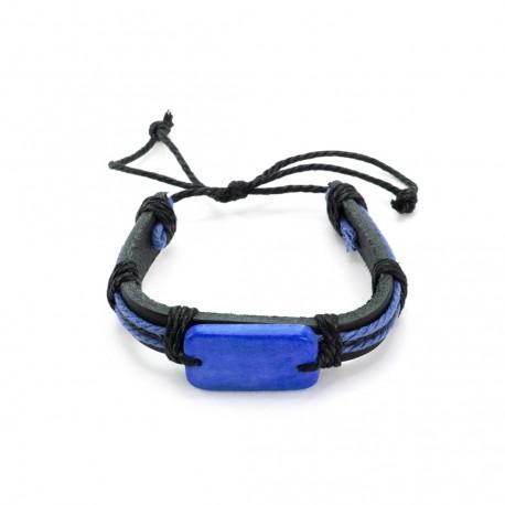 Pulsera Karim Azul