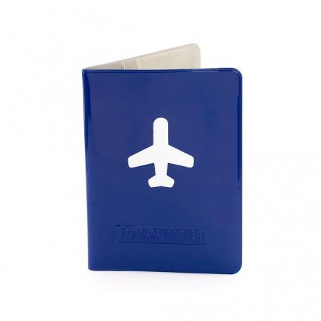 Funda Pasaporte Klimba Azul